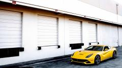 Yellow Ferrari Wallpapers 36209