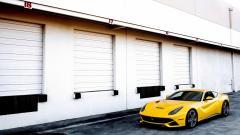 Yellow Ferrari Wallpapers 36209