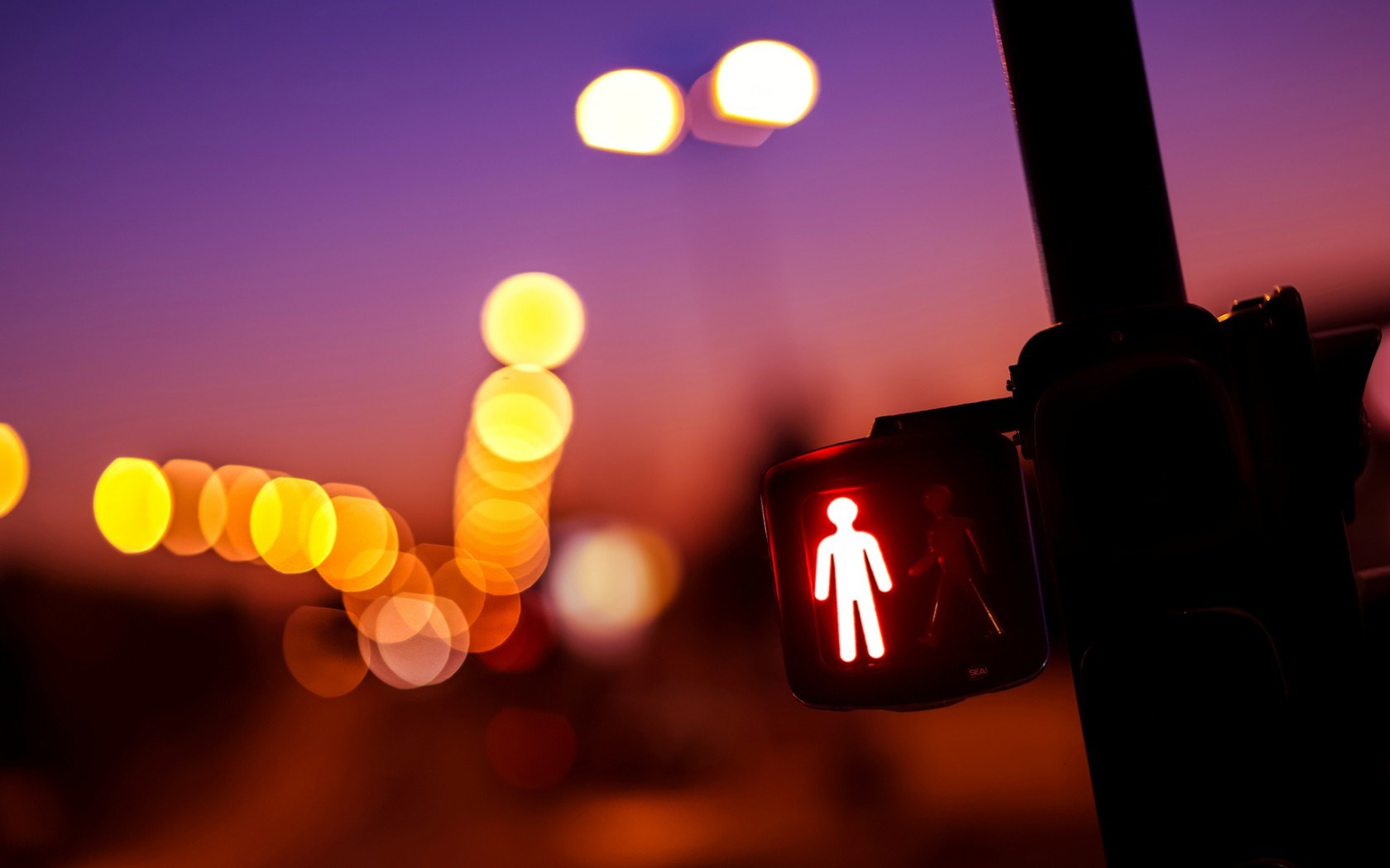 Traffic Light 35194 1680x1050 px ~ HDWallSource.com for Real Traffic Light Night  166kxo