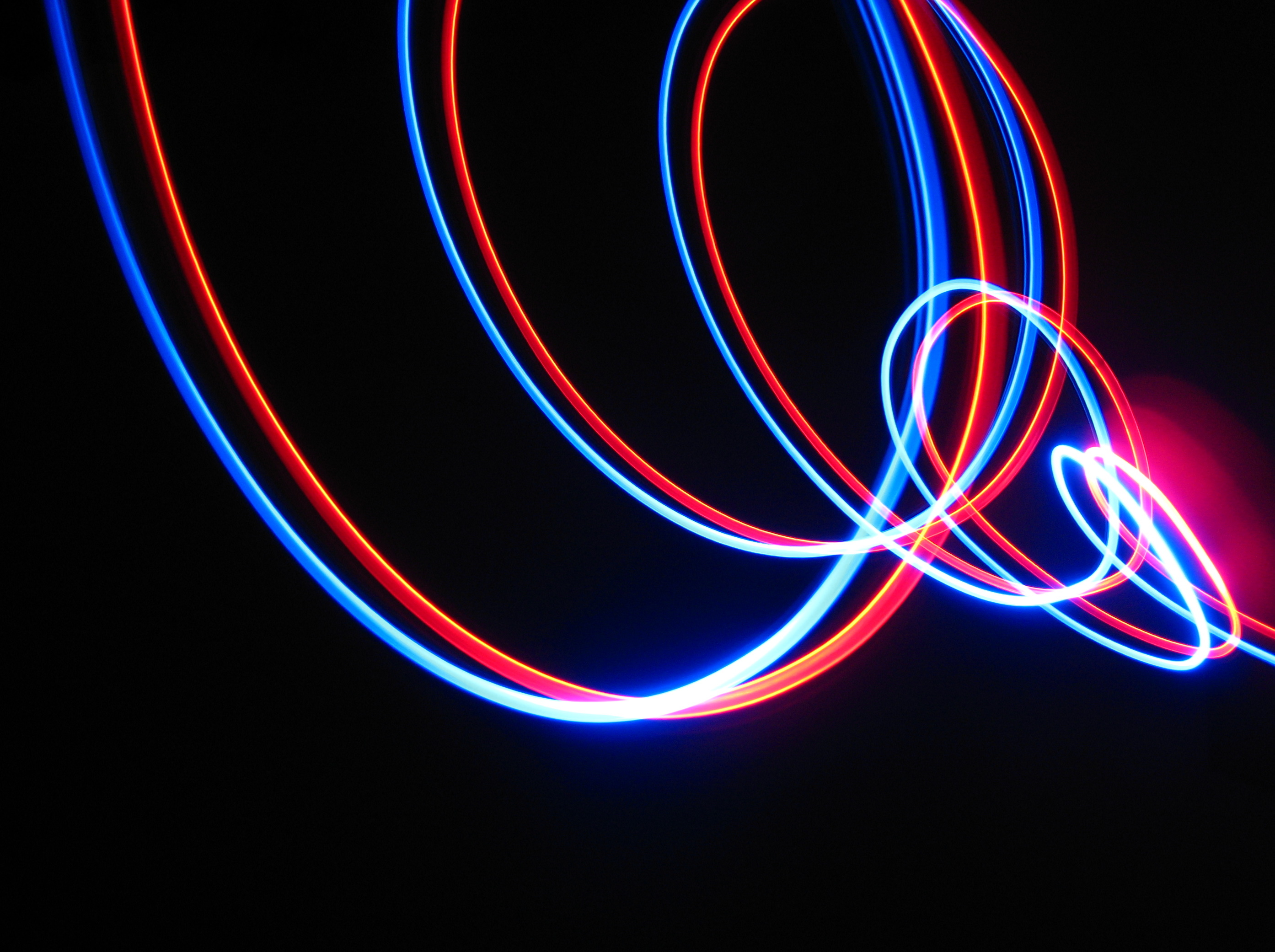 free neon lights wallpaper 24346