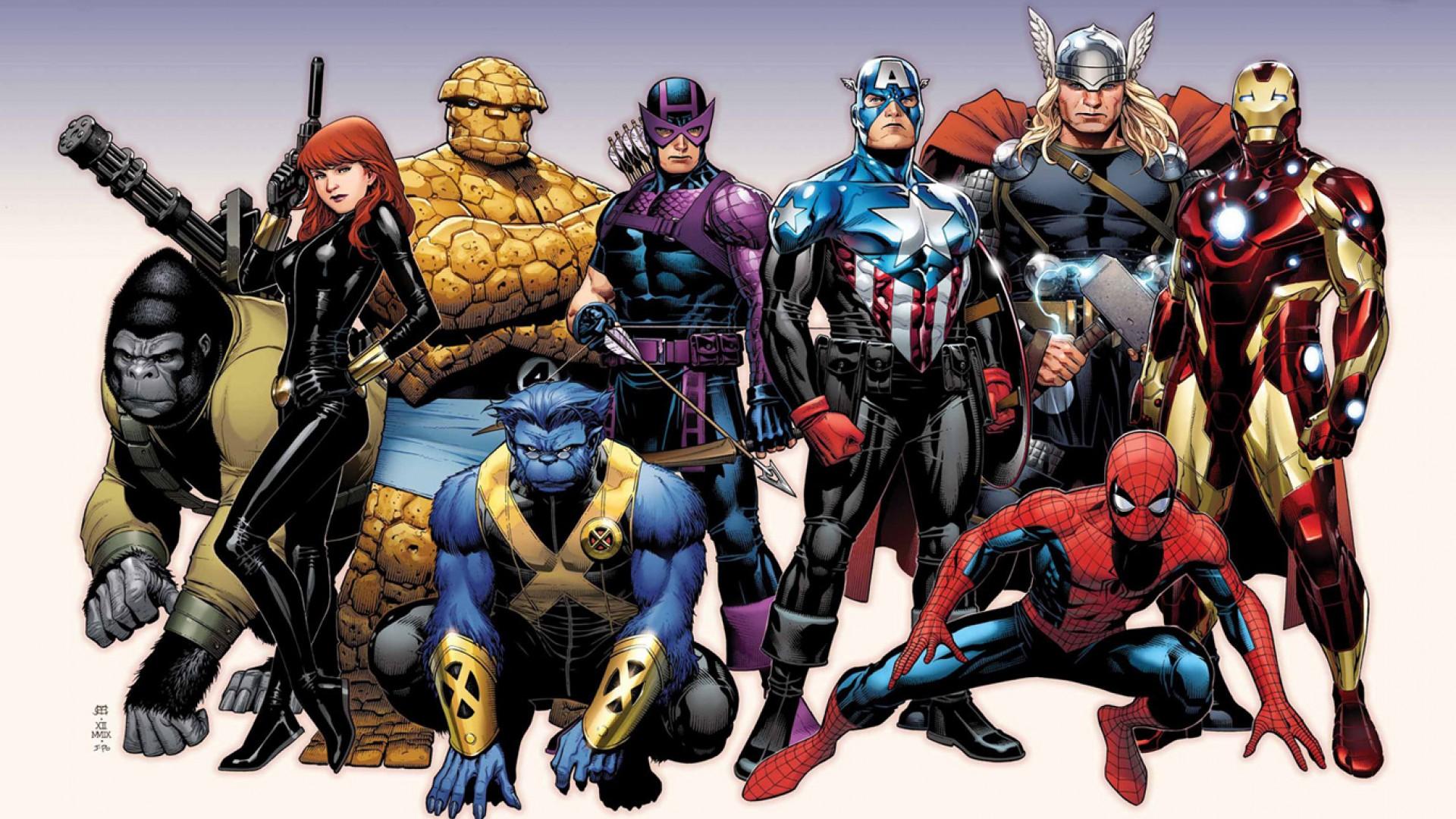Marvel Wallpaper 1920x1080 4586