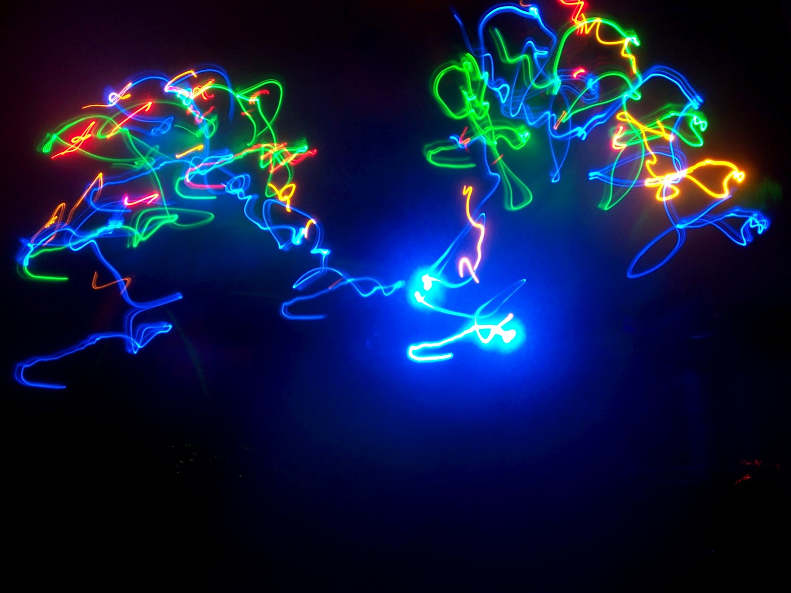 neon lights wallpaper 24345