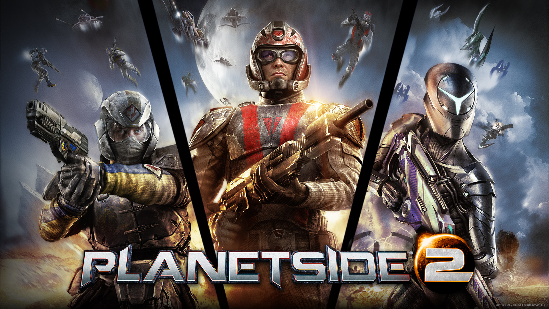 planetside 2 wallpaper 43300