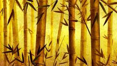 Bamboo Wallpaper 6493