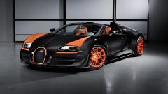 Bugatti Veyron 21815