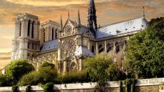 Cathedral Background 30242