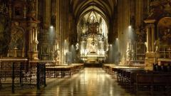 Cathedral Wallpaper 30250