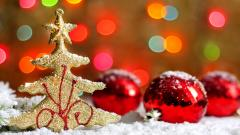 Gorgeous Holiday Decoration Wallpaper 41222