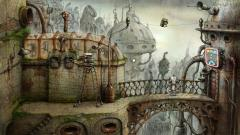 Machinarium Wallpaper 43291