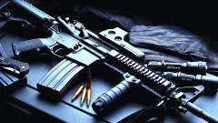 Rifle Wallpaper 43238
