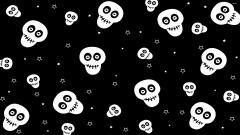 Skull Pattern 15488