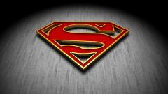 3D Superman Logo Wallpaper 9474