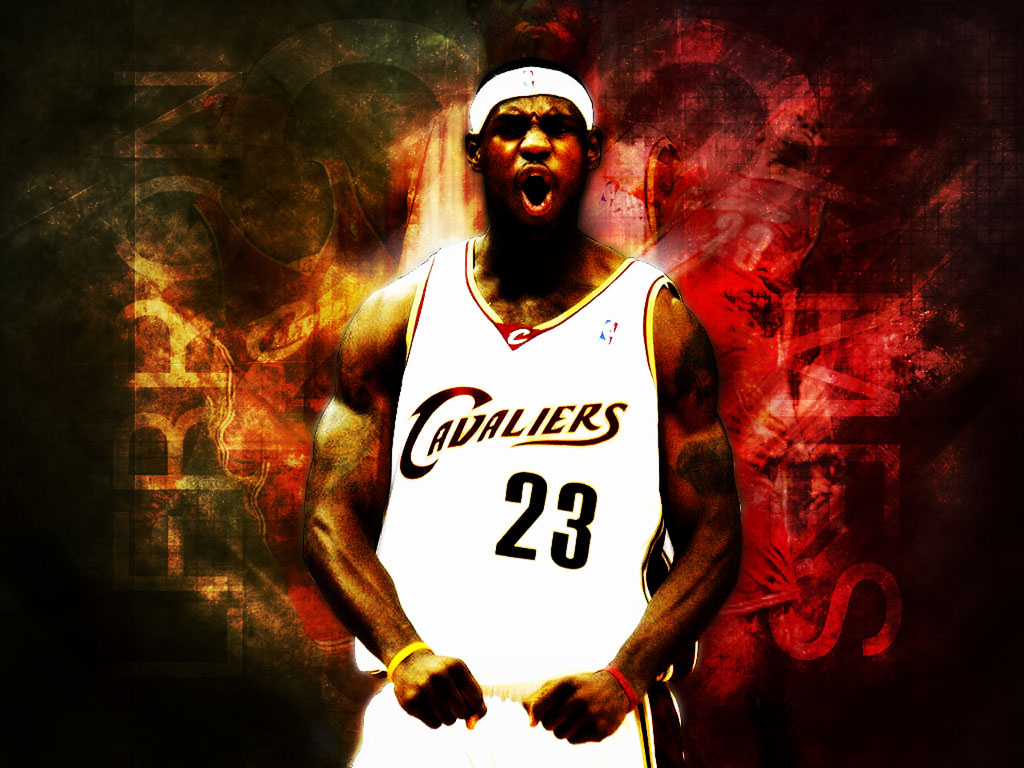 Lebron James Wallpaper 3569 1024x768px