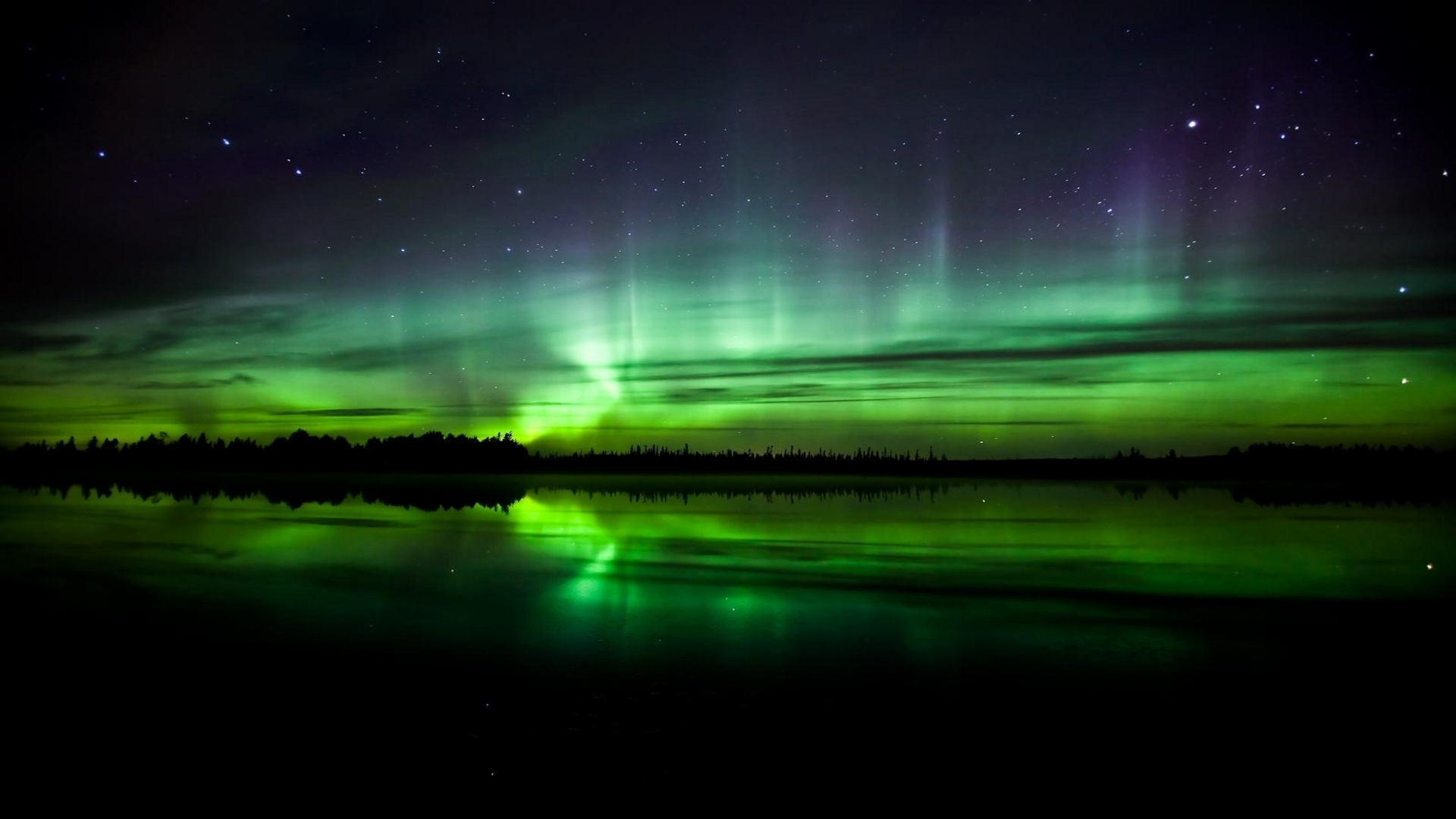 beautiful northern lights 21167