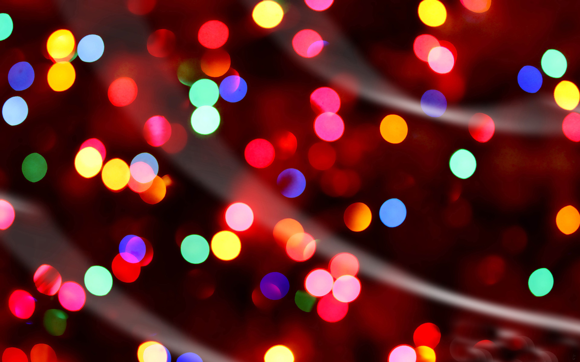 Christmas Lights Wallpaper 24364 1920x1200 px ~ HDWallSource.com