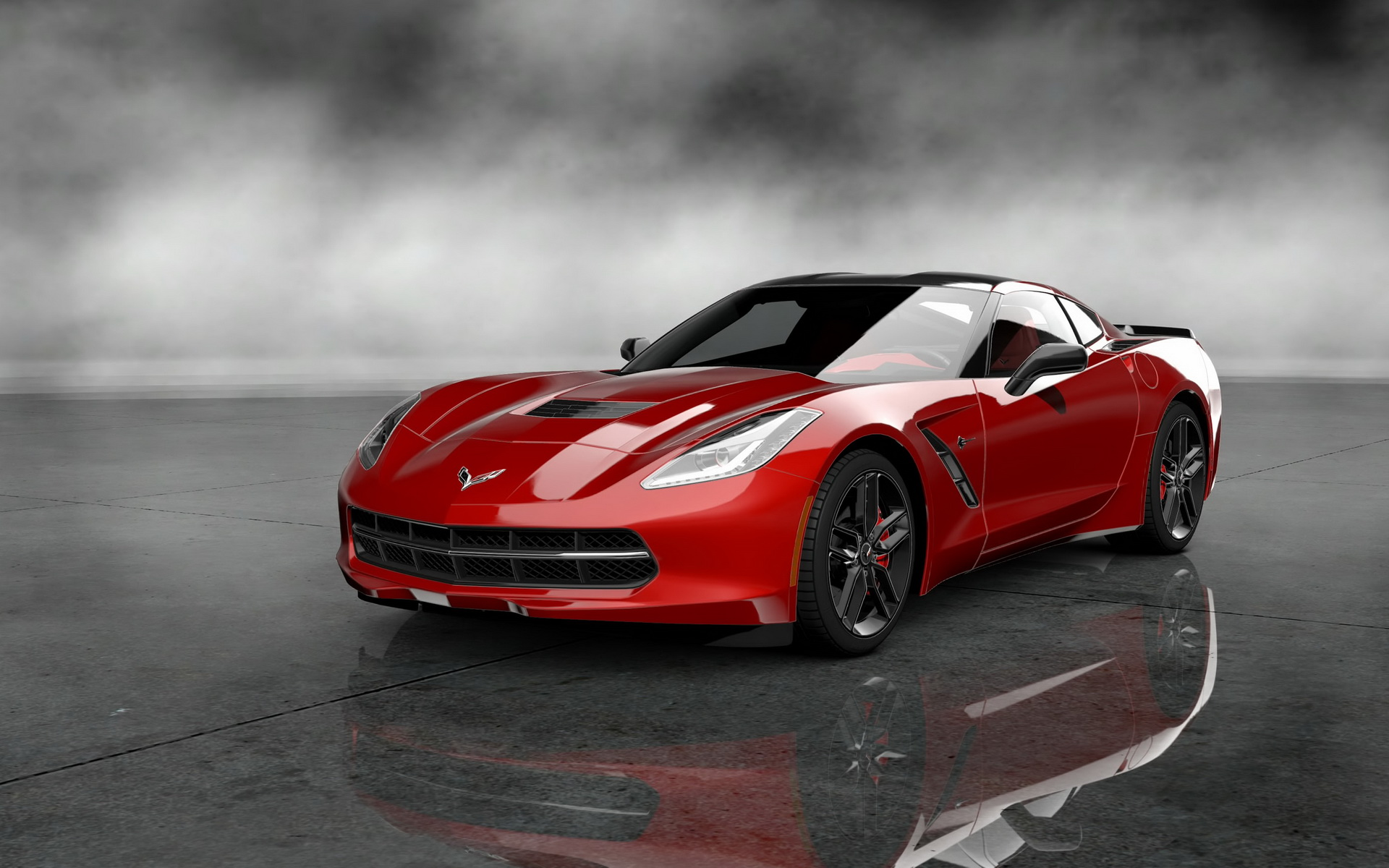 Corvette Stingray Wallpaper 22510 1920x1200 px HDWallSourcecom