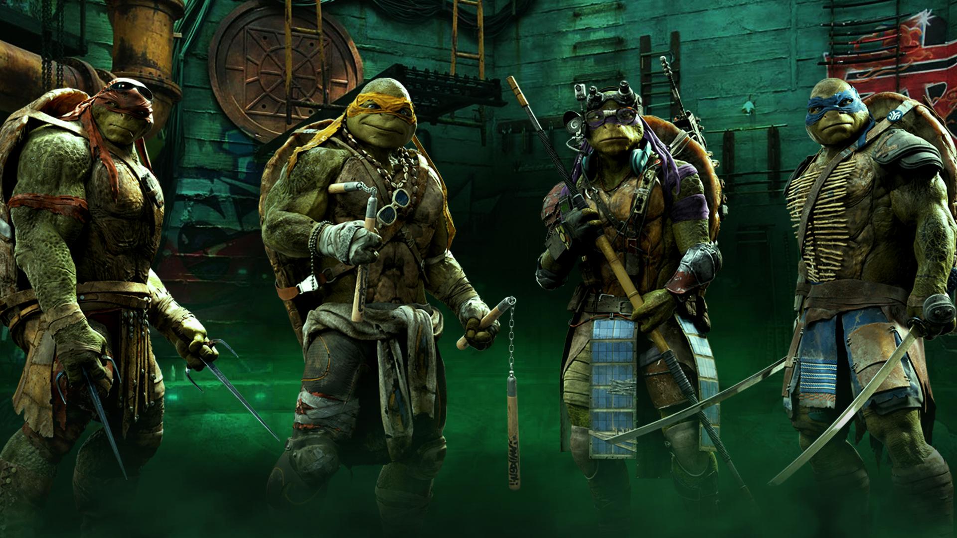 fantastic ninja turtles wallpaper 40698