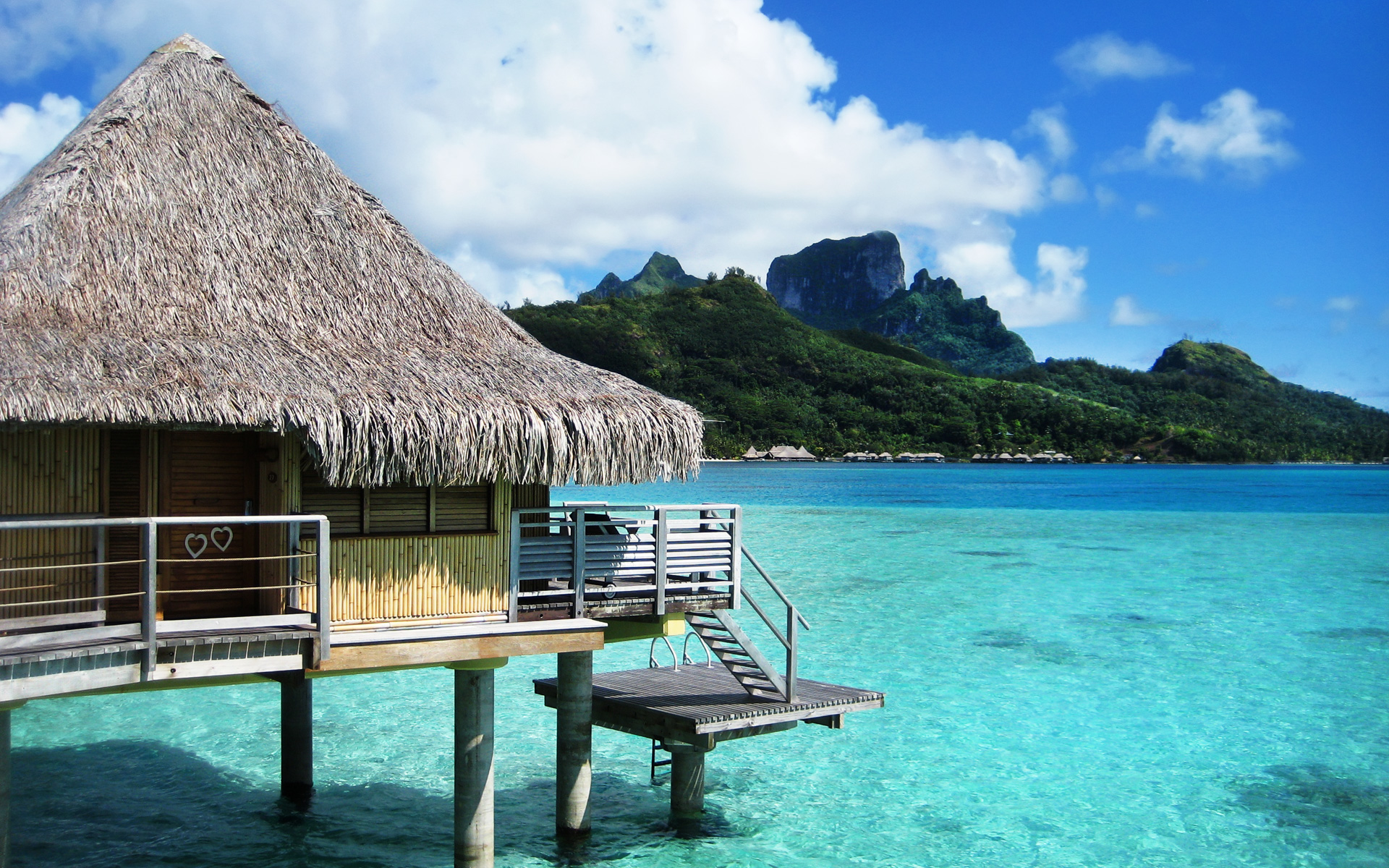 free bora bora wallpaper 25739