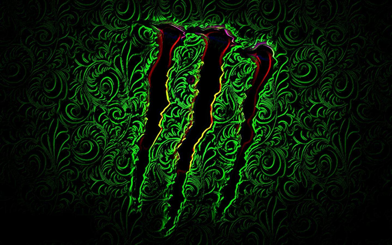 monster wallpaper 16975