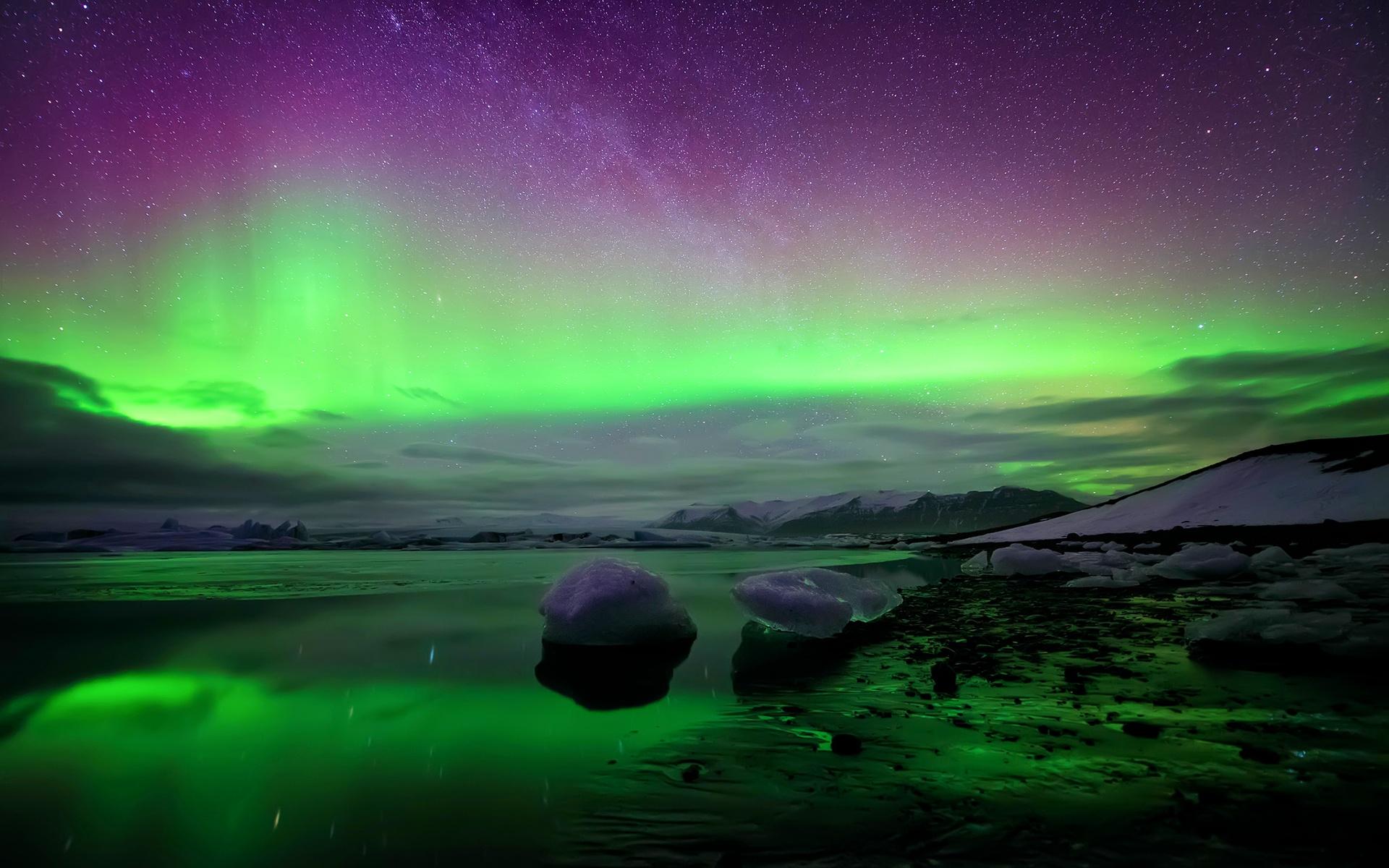 northern lights wallpaper 21154
