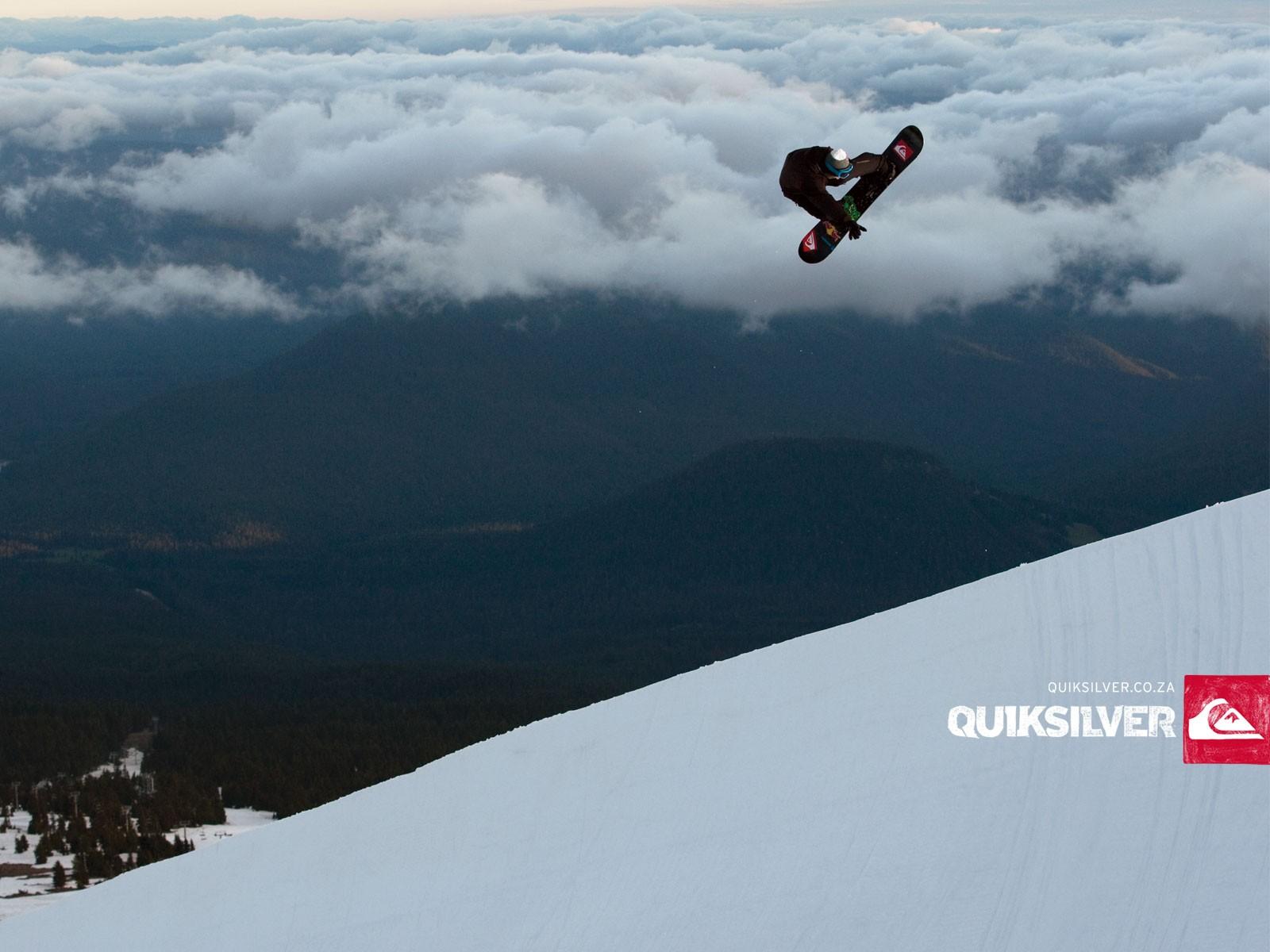 quiksilver snowboarding wallpaper 5519
