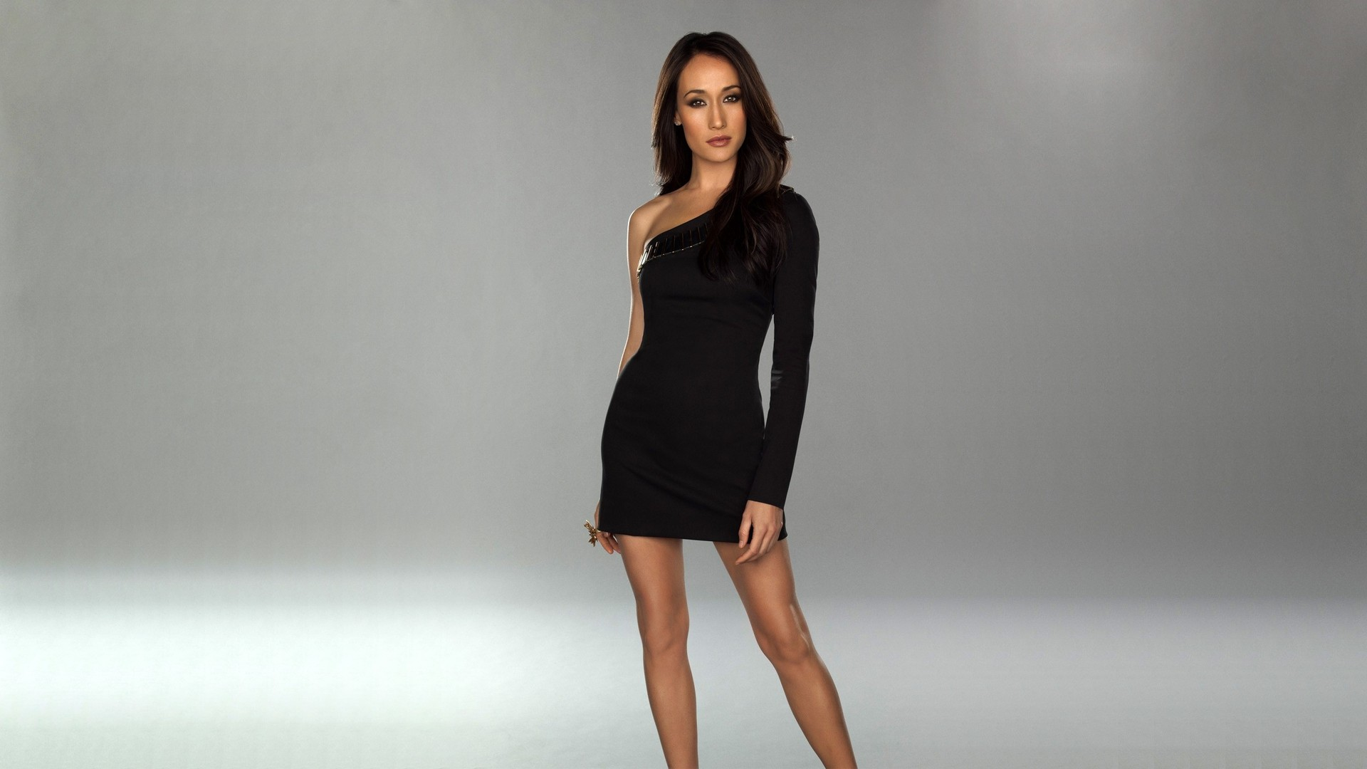 stunning maggie q wallpaper 22754