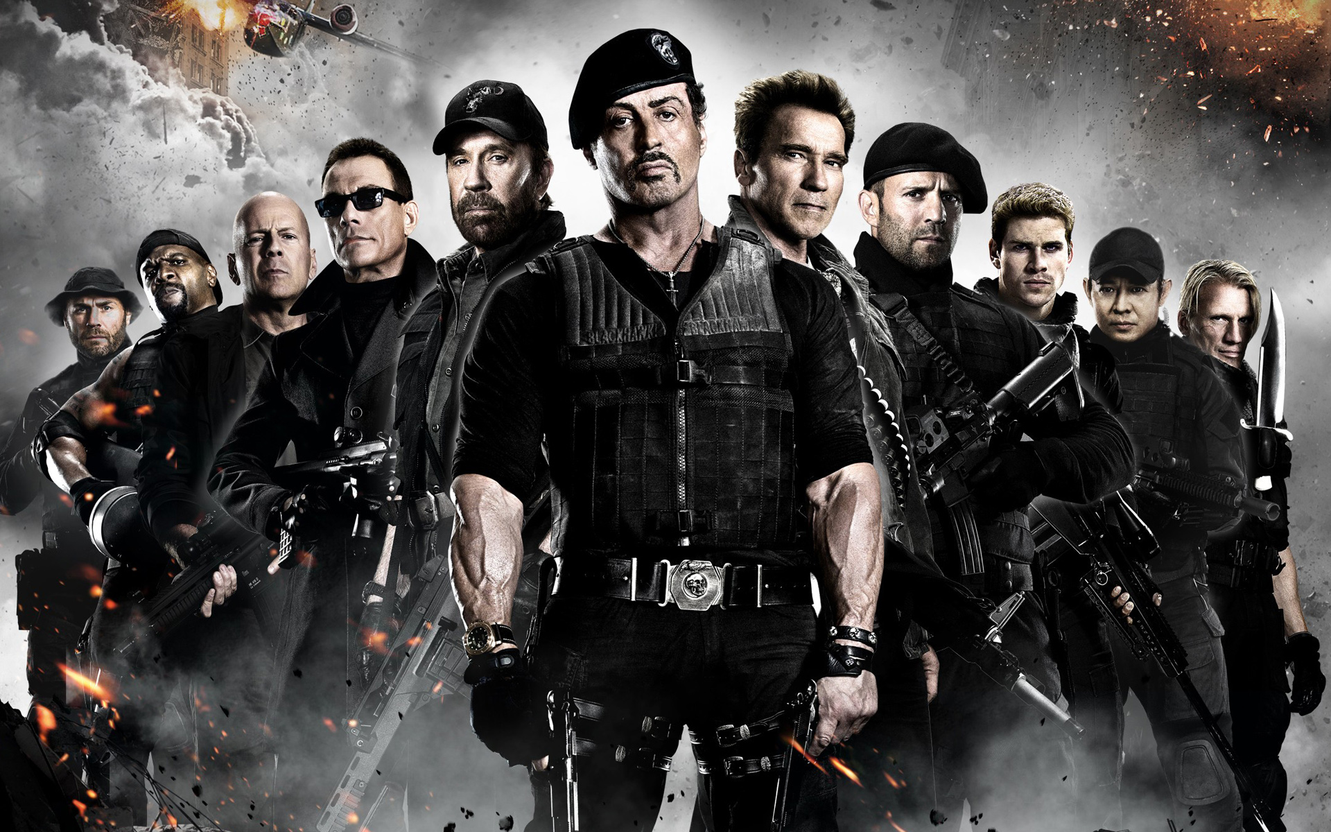 the expendables wallpaper 14889