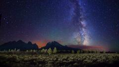 Amazing Night Sky Wallpaper 40066