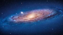 Apple Galaxy Wallpaper 23339