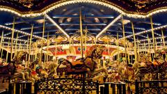Awesome Carousel Wallpaper 40072
