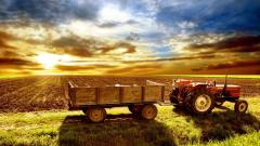 Beautiful Farm Wallpaper 16692