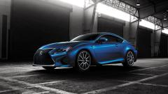 Beautiful Lexus RC F Wallpaper 44353