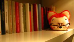 Bookshelf Wallpaper 41789