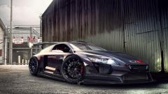 Carbon Fiber Car Wallpaper 22234