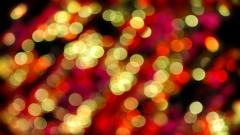 Christmas Lights Bokeh Wallpaper 24367