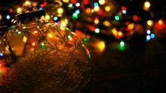 Christmas Lights Wallpaper 24365