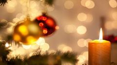 Christmas Lights Wallpaper 24375