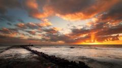 Coastal Backgrounds 32037