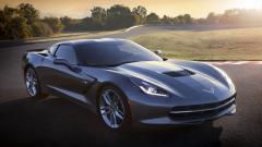 Corvette Stingray Wallpaper 22513