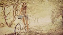 Cute Bicycle Wallpaper 36720