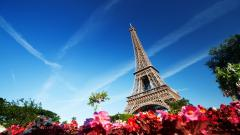 Eiffel Tower Wallpaper 6999