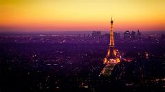 Eiffel Tower Wallpaper 7001