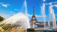 Eiffel Tower Wallpaper 7004