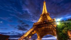 Eiffel Tower Wallpaper 7005