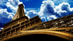 Eiffel Tower Wallpaper 7006