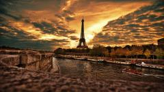 Eiffel Tower Wallpaper 7007