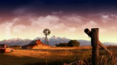 Farm Wallpaper 16685
