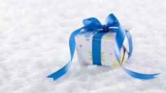 Gift Box Wallpaper 40000