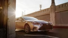 Gorgeous Lexus RC 350 Wallpaper 44361