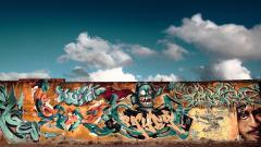 Graffiti Backgrounds 18378
